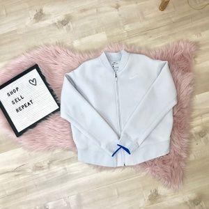 NIKE Blue Jacket size L
